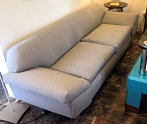 Restored 1950s Sofa