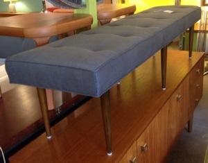 Midcentury Style Bench