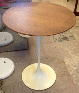 First Production Saarinen Tulip Side Table