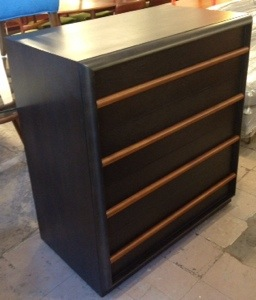TH Robsjohn-Gibbings for Widdicomb 1950's Dresser
