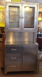 Blickman Stainless Steel Cabinet