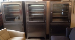 Blickman Stainless Cabinet