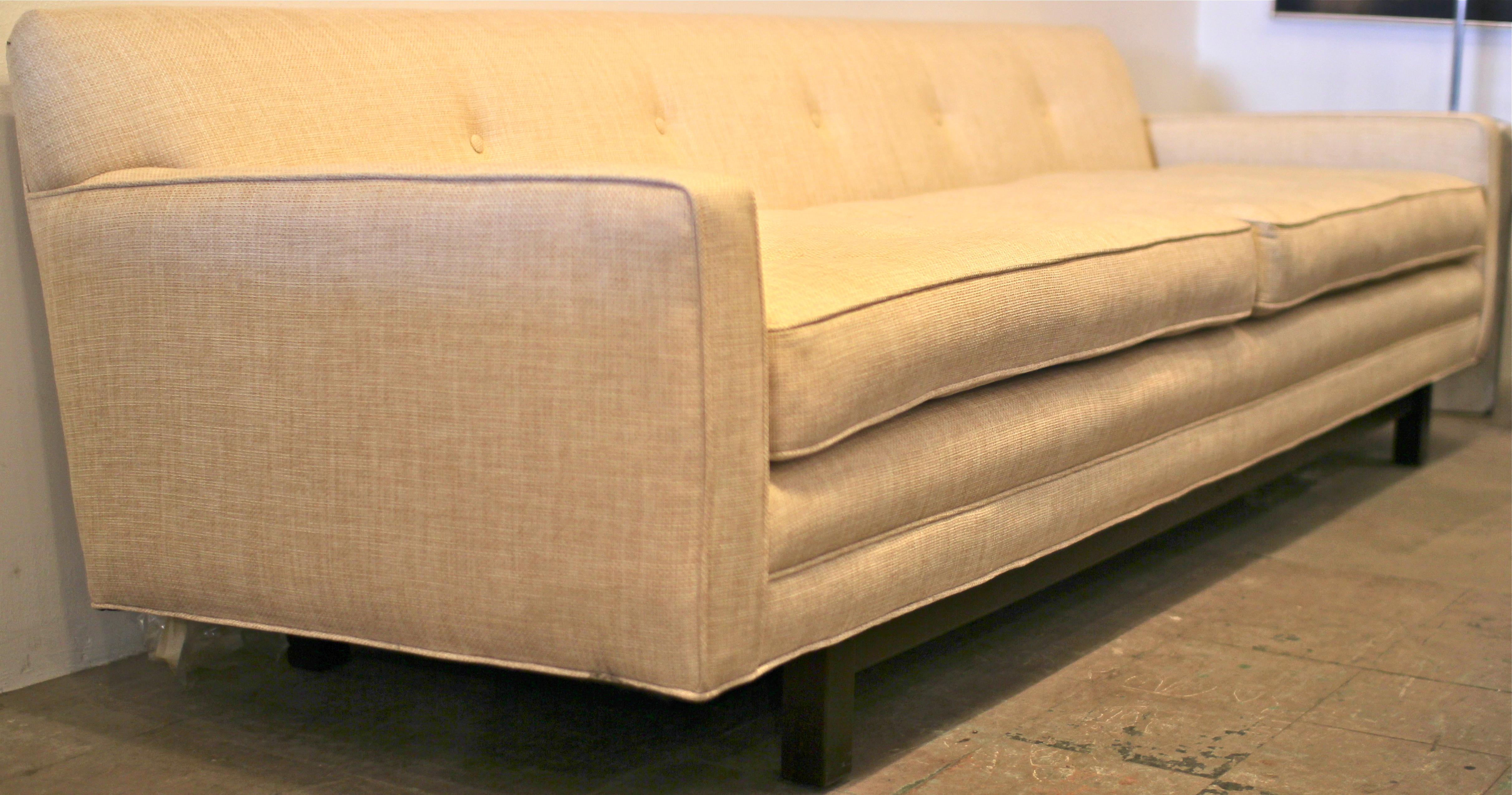 Tight Back Mid Century Modern Sofa Mid Century Modern