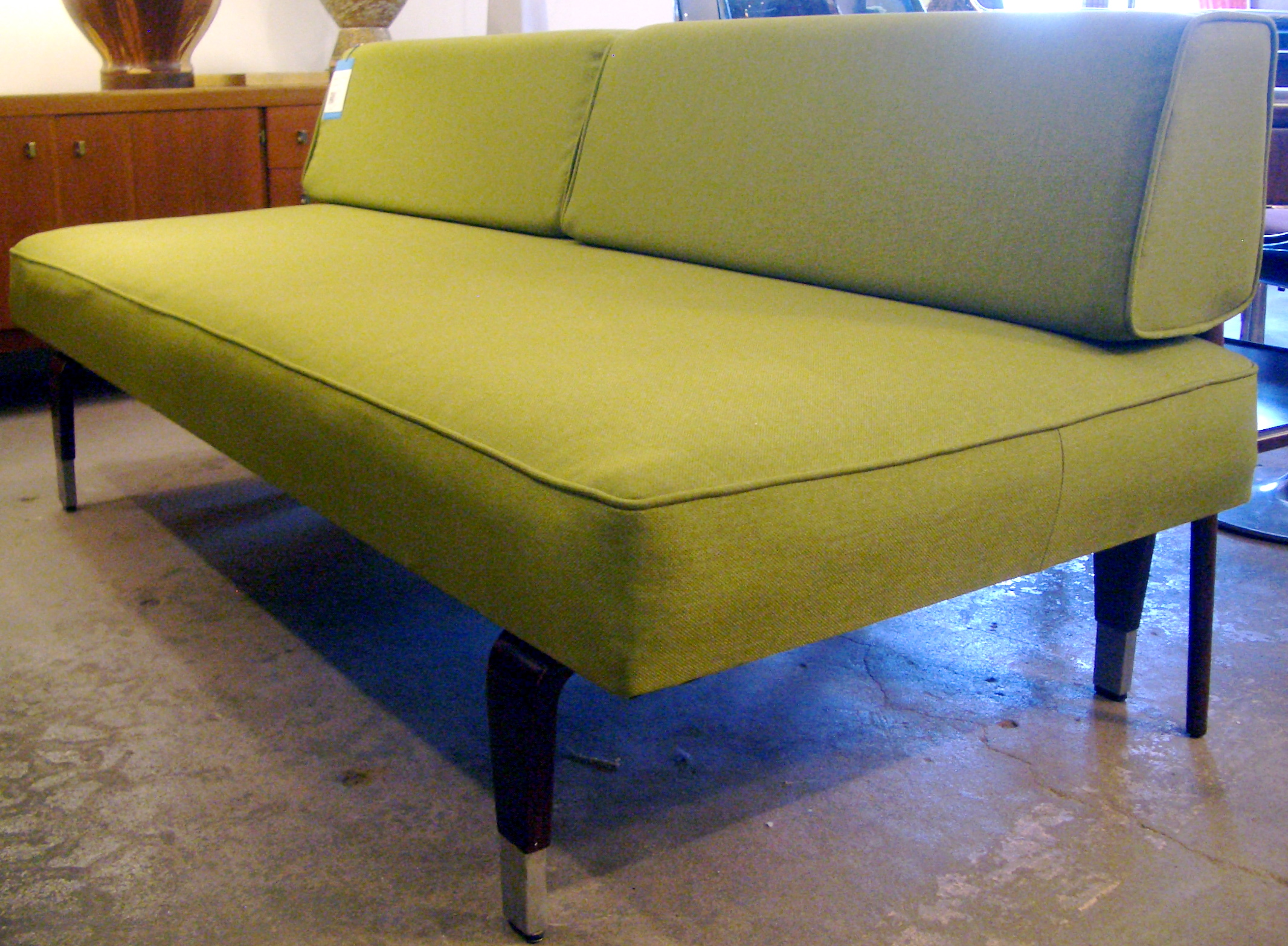 Thonet Daybed Mid Century Modern Furniture Houston