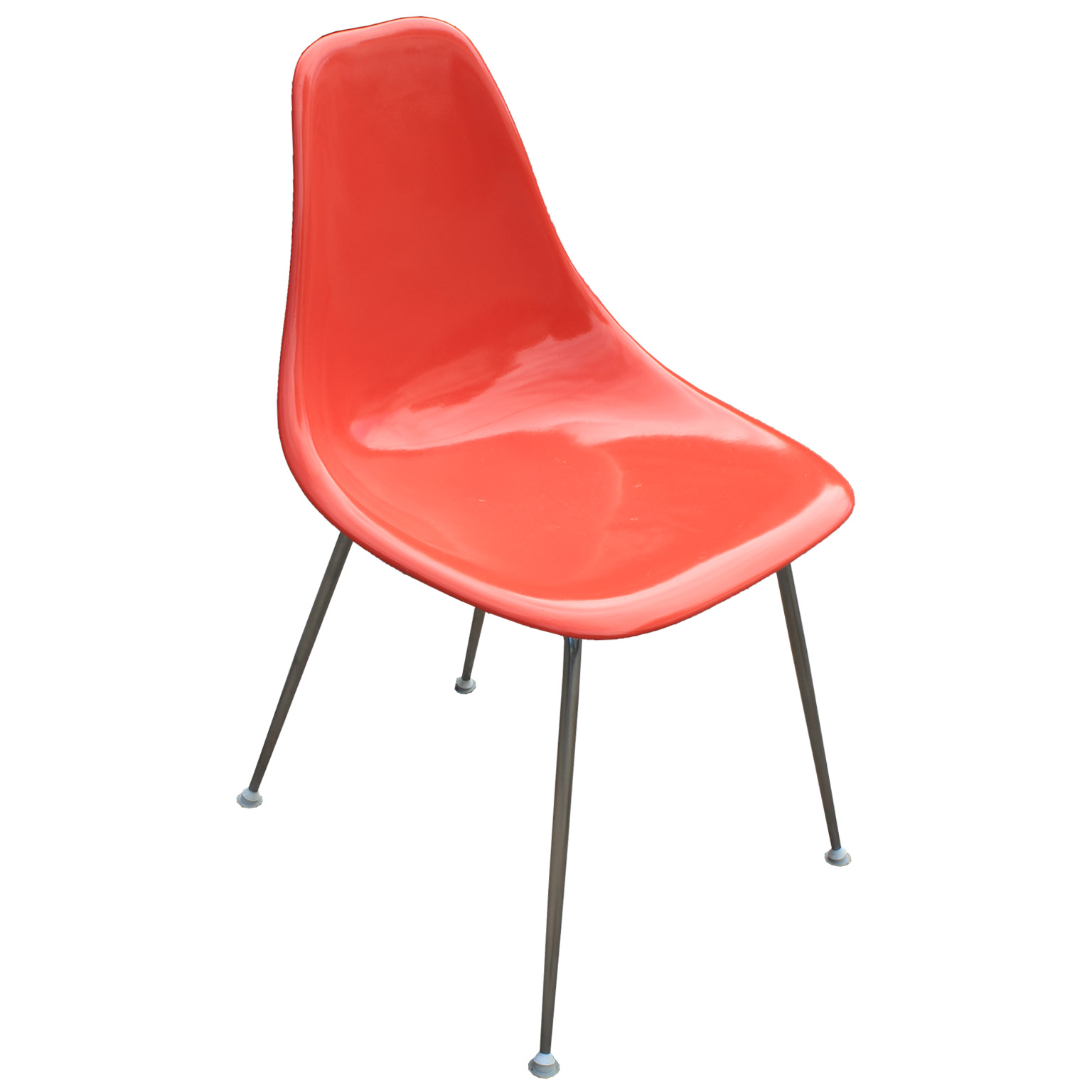 Burke Molded Plastic Chairs 14 Available
