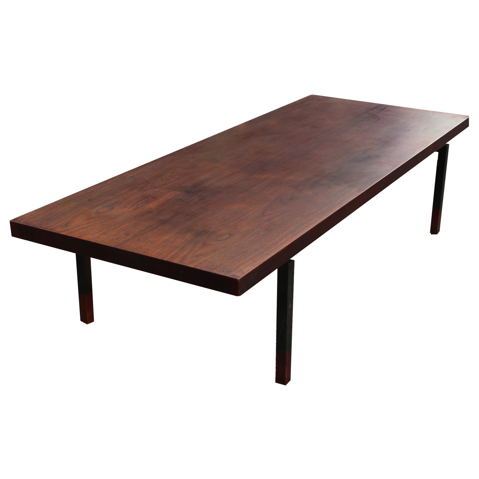 Johannes aasbjerg danish teak coffee table for Coffee table