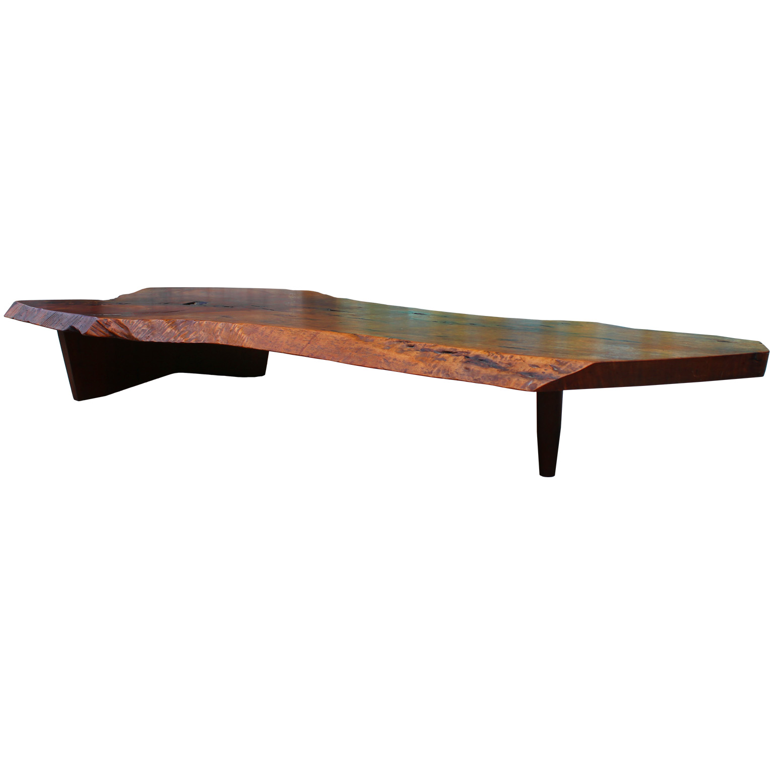 George Nakashima Walnut Coffee Table