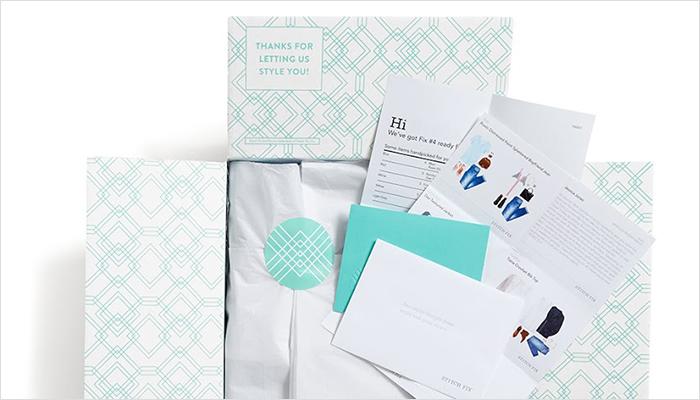 Stitch Fix Subscription Box