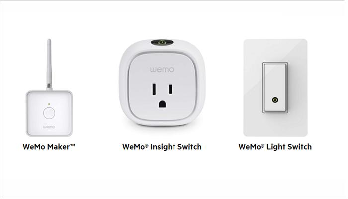 WeMo product Image