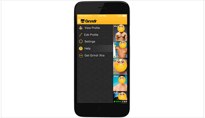 Grindr Preview