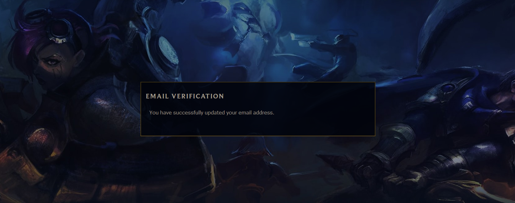 League of legends forgot email and password