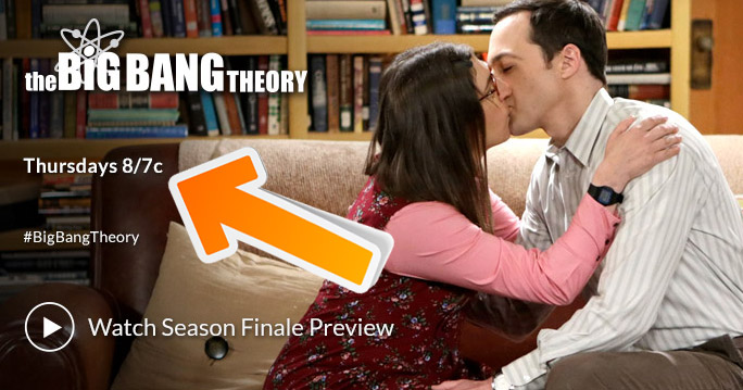 The Big Bang Theory schedule