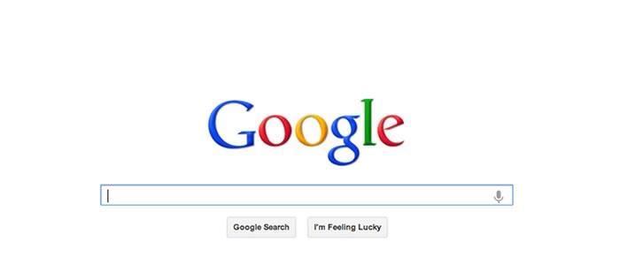 Google white space