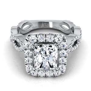 radiant cut engagement rings rockher most popular