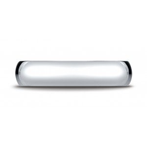 Platinum 5mm Slightly Domed Super Light Comfort-fit Ring