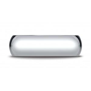 Platinum 7mm Slightly Domed Super Light Comfort-fit Ring