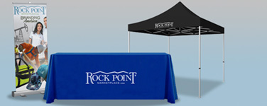 Customizable Trade Show Materials and Signage
