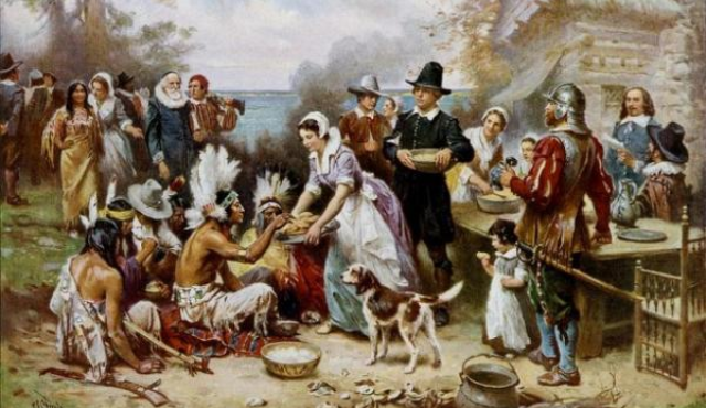 "Debunking the Myth of the ""First"" Thanksgiving"