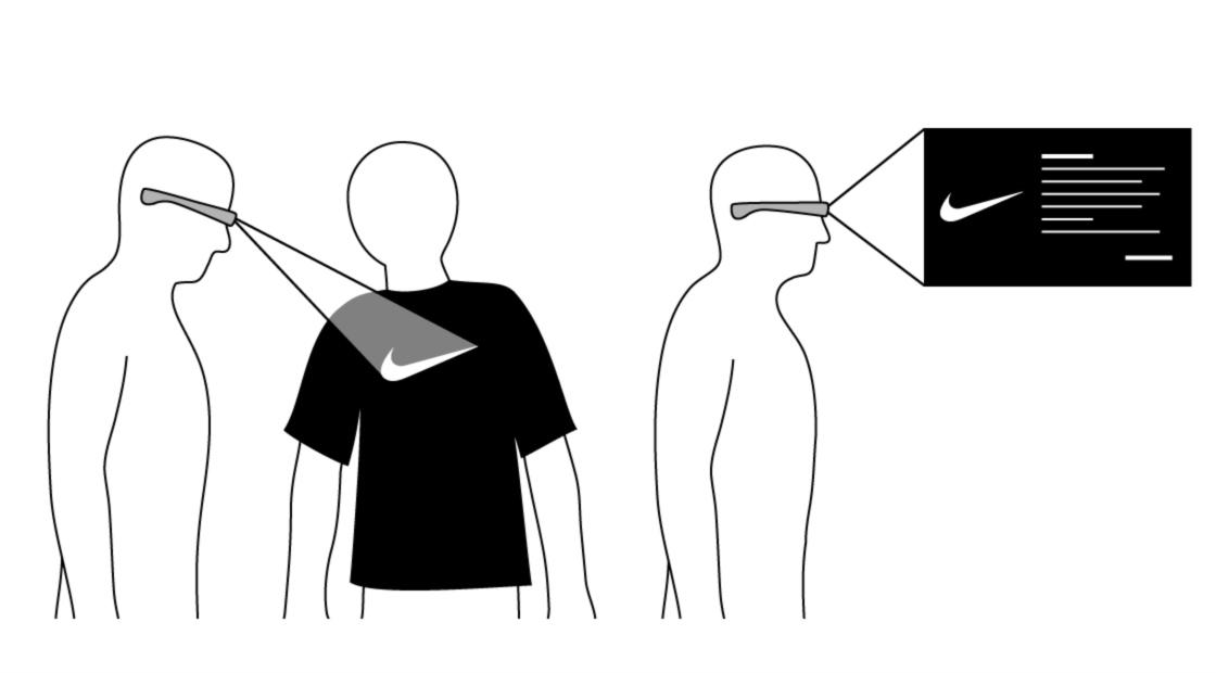 Vibrand detects logos