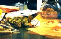 Dab Games: Team RuffHouse Versus The Weed Addicts – Dice, Darts, Cards, Pipes, Bongs and Dabs