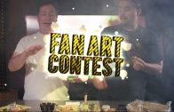 Fan Art Contest Announcement Prizes from RAW
