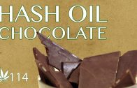 Gourmet Hash Oil Chocolate Cooking with Marijuana #114