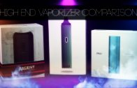 High End Portable Vaporizer Comparison: PAX2/ DaVinci Ascent/ White Rhino Hylo