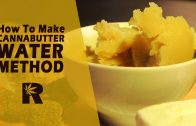 How To Make Cannabutter With Water For Smooth Taste (Small Batch in Butter Machine): Cannabasics #43