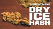 How to Make Hash/ Kief with Dry Ice and Cannabis – THC Frozen CO2 Extraction