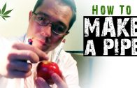 How to Make Homemade Improvised Pipes Marijuana Tricks & Tips w/ Bogart #6