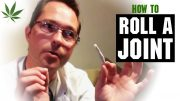 How to Roll a Joint Marijuana Tricks & Tips w/ Bogart #4