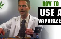 How to Use a Vaporizer Marijuana Tricks & Tips w/ Bogart #2