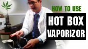 How To Use HBV Cheech & Chong Vaporizer Marijuana Tricks & Tips w/ Bogart #8