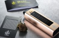 LVSmoke Beast Marijuana Vaporizer Unboxing, Usage & Review: Blazin' Gear Reviews