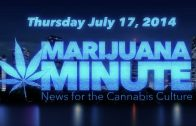 Marijuana Minute, July 17 2014: Money the Reason Why Pot Illegal?