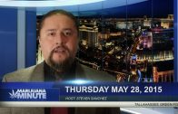 Marijuana Minute: May 28, 2015; Tallahassee green for CBD Weed farm in Vegas Feinstein reluctant yes