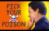 Pick Your Poison Choose your adventure (Level 1 Fail b)