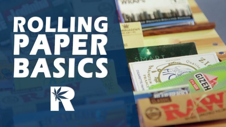 Rolling Papers Basics (RAW, Elements, JOB, Joker, Bugler): Cannabasics #45