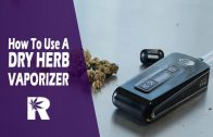 How To Use A Portable Dry Herb Vaporizer (Sponsored by  NYVapeShop.com) Cannabasics #61