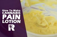 How To Make Cannabis Pain Ointment (Infused Topical Moisturizing Lotion): Cannabasics #67