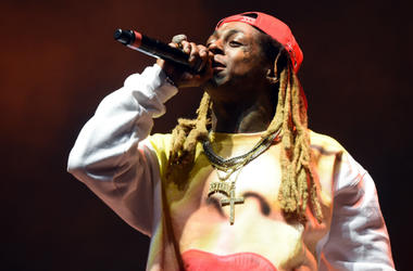 Lil Wayne performs on Camp Stage during day one of Tyler, the Creator's 5th Annual Camp Flog Gnaw Carnival at Exposition Park on November 12, 2016 in Los Angeles, California.