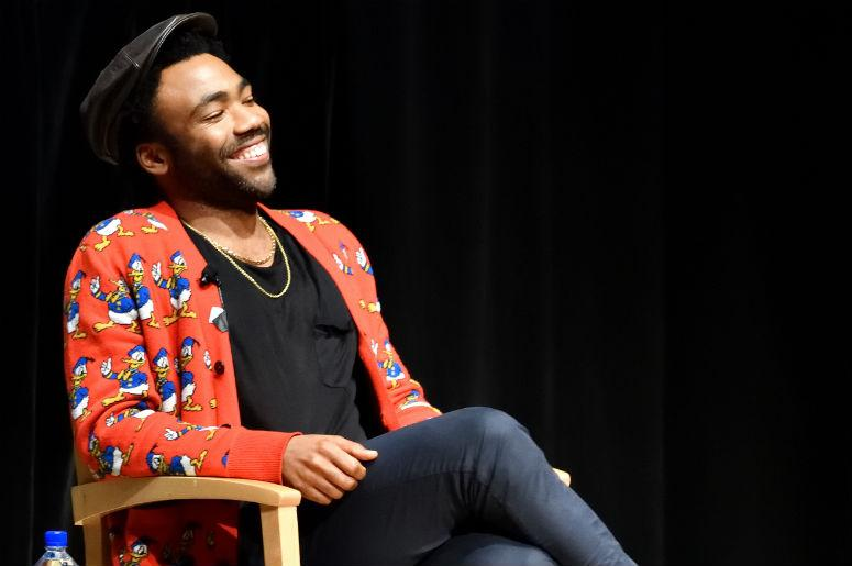 Donald Glover AKA Childish Gambino
