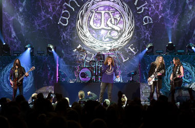 Whitesnake performs at The Joint inside the Hard Rock Hotel & Casino