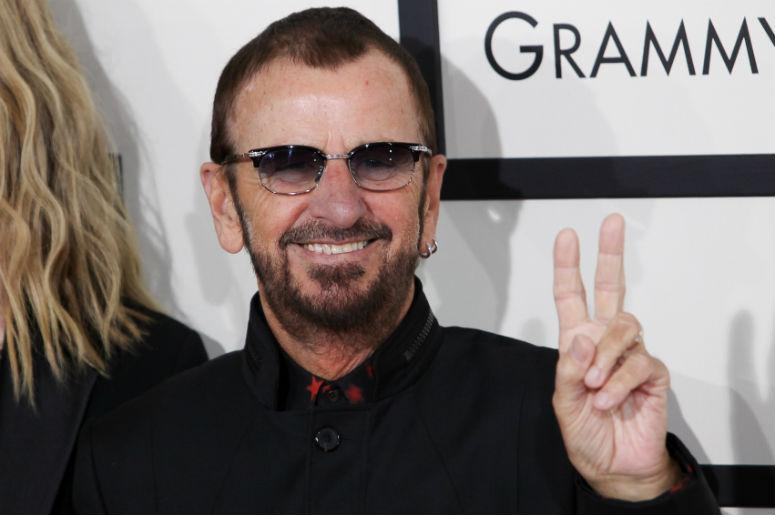 Ringo Starr USA Today