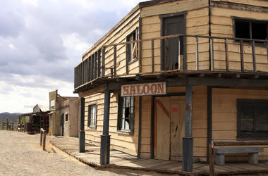 Old West Town