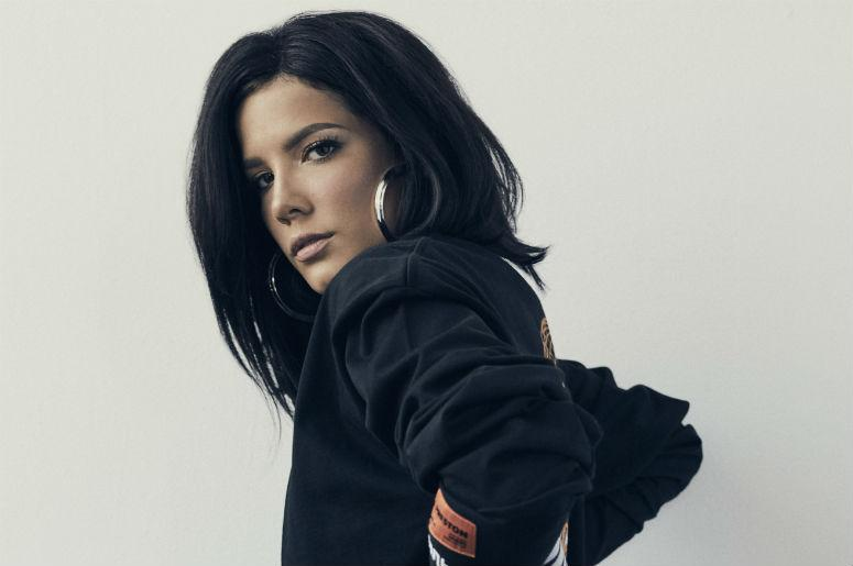 WATCH Halsey Hits The Road In Music Video For Bad At Love