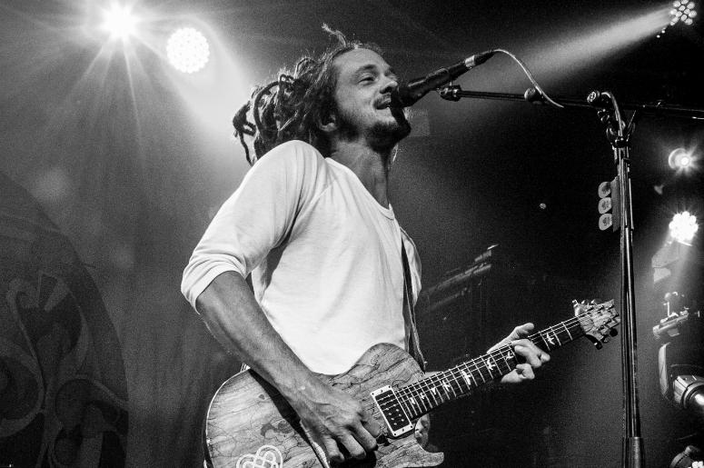 Jacob Hemphill and Soja live at The Academy,Dublin,Ireland