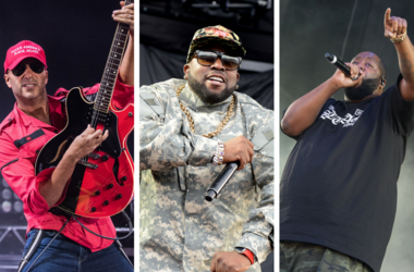 Tom Morello, Big Boi, Killer Mike