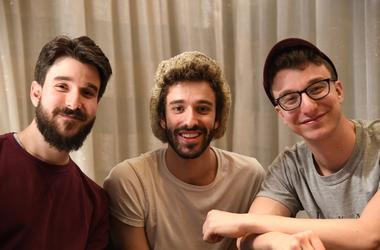 Entertainment: Exclusive Access-AJR