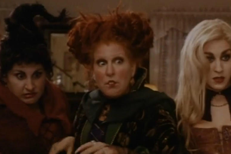 """Hocus Pocus\"" is one of the many Halloween classics you can watch for nearly free this coming Halloween. Vpc Halloween Specials Desk Thumb"